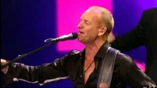 Festival De Viña 2011 Sting Shes Too Good For Me
