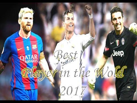 Ronaldo   Messi   Buffon ● FINAL LIST REVEALED  ● UEFA BEST Player in EUROPE AWARD 2017