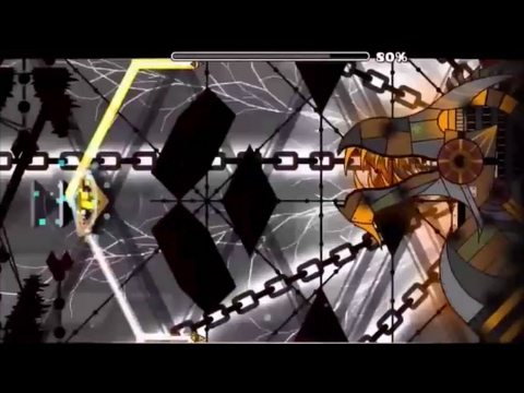 Geometry Dash (Top 10 Boss Battles Part 5!)