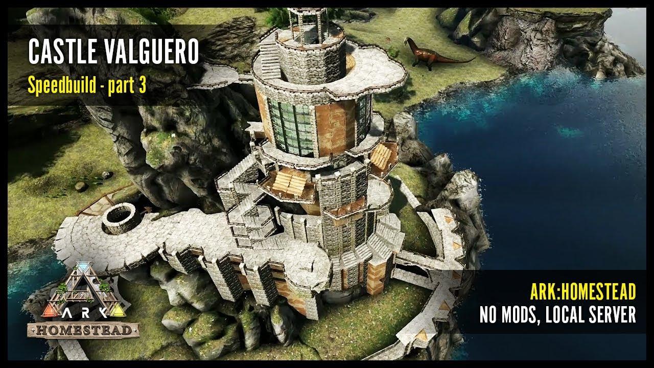 Resource Map Ark Valguero  Blood Hollows (Extinction) - Official ARK