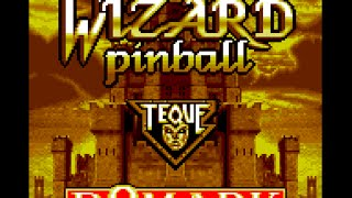 Game Gear Longplay [045] Wizard Pinball