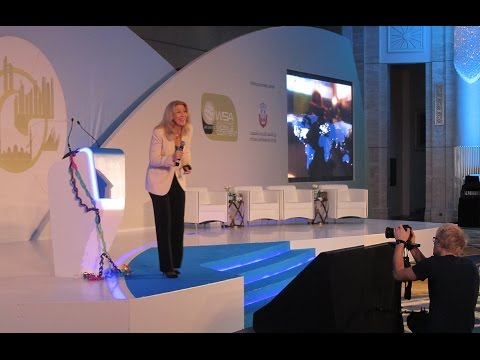 Five Trends in Online Learning, World Summit Awards, Abu Dhabi, 2015