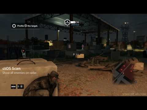 Watch Dogs PS4   All Hacks   Hacking Skills Showcase HD 1080p