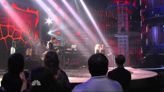 Video Avril Lavigne - What The Hell & Smile @ Live on Americas Got Talent 13/07/2011 download MP3, 3GP, MP4, WEBM, AVI, FLV Agustus 2018