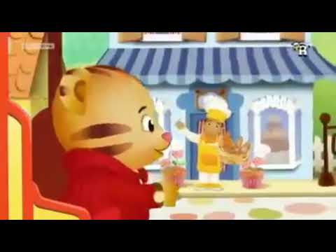 Daniel Tiger Deutsch