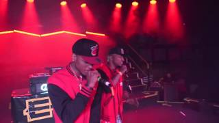DangerDoTheFool & KID DA PRINCE INTERVIEW/LIVE PERFORMANCE