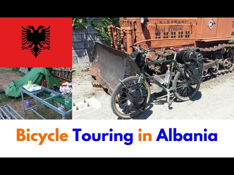 Bicycle Touring in Albania