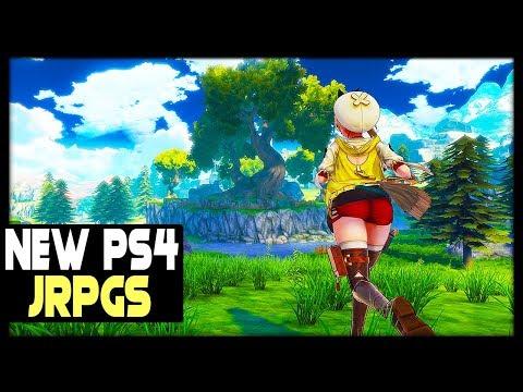 Best Jrpgs 2020 Top 10 Upcoming PS4 JRPG Games 2019/2020 (New PlayStation 4 JRPGs