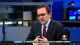 Economía de mercado - Carlos Loret entrevista al secretario de Economía