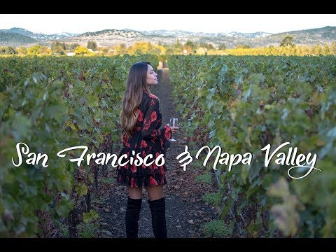 San Francisco & Napa Valley
