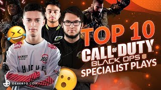 TOP 10 Specialists Pro Plays from Black Ops 4