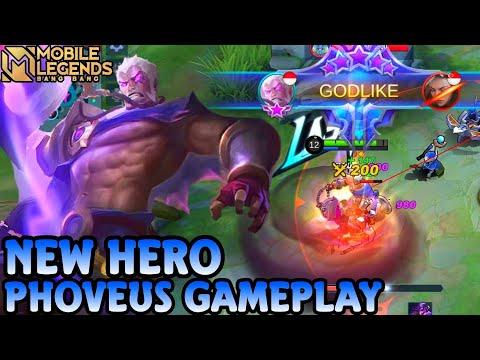 New Hero Phoveus