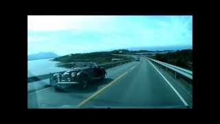 MG Cars Atlantic Road