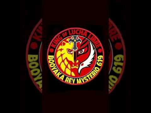 Rey Mysterio New Theme Entrance NJPW...