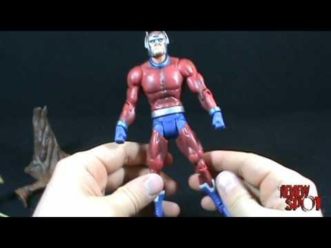 Toy Spot - DC Universe Classics Wave1 Orion figure