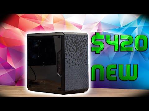 BEST $420 Budget Gaming PC Build - Ryzen 3400G Budget Build