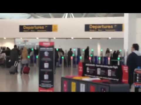 Ryanair Boeing 737-800. Flight Review March 2015- London Stansted- Glasgow Airport