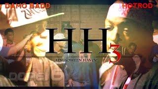 Dope16 |  Damo Badd vs Hotrod |  emcee battle |