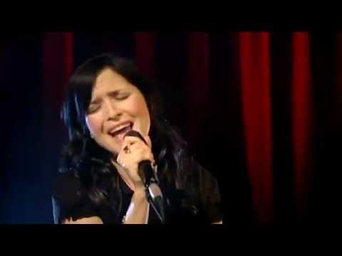 Andrea Corr - Ten Feet High Live AOL Music