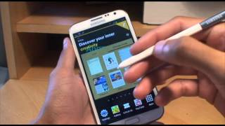 How to take Samsung Galaxy Note 2 Screen Shot / Capture / Print Screen
