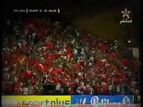Morocco Vs Algeria (Wide Screen)