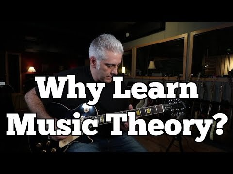 Why Learn Music Theory?