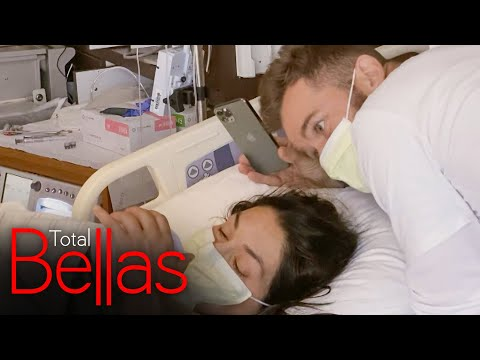Matteo Artemovich comes into the world: Total Bellas, Jan. 14, 2021