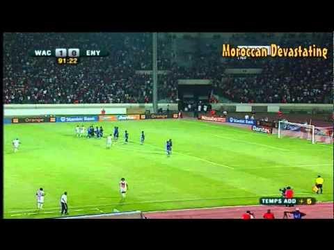 CAF 2011 : WAC.ENYIMBA - آخر 7 دقائق حارقة