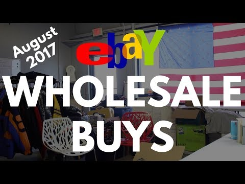 eBay Wholesale Buys August 2017 - St. John & Vera Bradley - Reseller Vlog | RALLI ROOTS