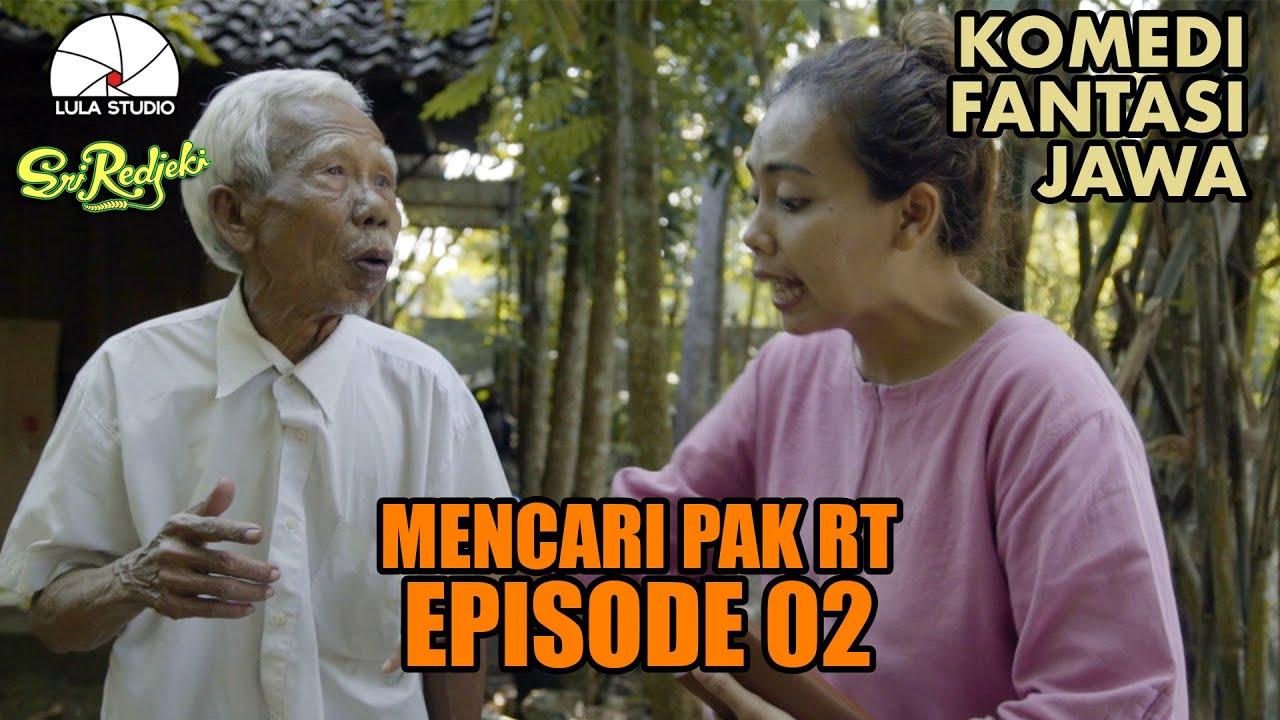 Mbah Karsono Mencari pak RT - Episode 02   Komedi Fantasi Jawa (KFJ 18)