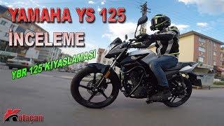 Yamaha YS 125 Motosiklet İnceleme | YBR 125 Kıyaslaması
