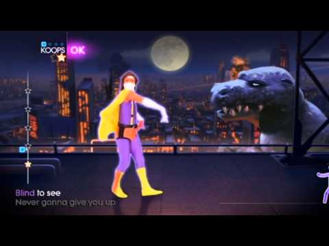 N1ntendo.nl - Just Dance 4 - Wii - Rick Astley - Never Gonna Give You Up