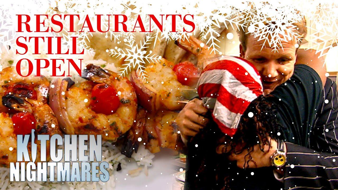 Restaurants Still Open Kitchen Nightmares Part One Youtube