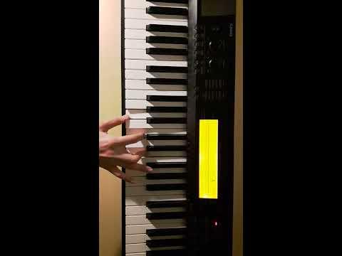 Am6 Piano Chord Worshipchords