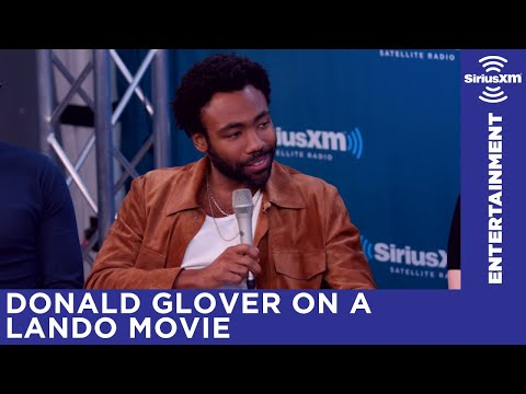 Donald Glover discusses a Lando standalone film