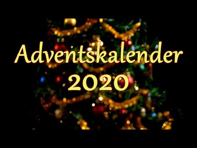 Adventskalender 2020: 1. Dezember