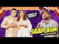Veerey Ki Wedding Cast on RVCJ | Saadcasm with Saad Bilgrami | Pulkit Samrat & Kriti Kharbanda