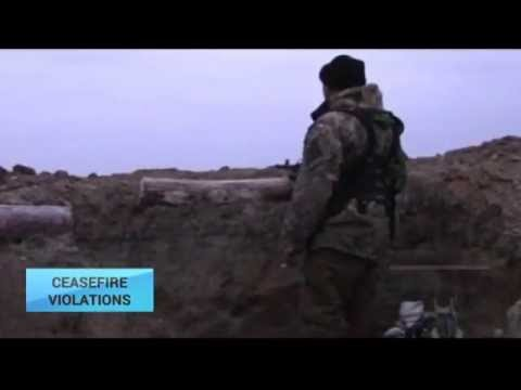 East Ukraine Truce Violations: Ukraine says its positions came under fire 18 time