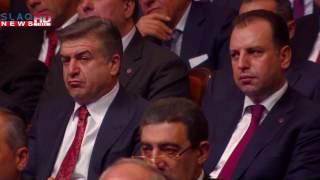Slaq am «Ինտրիգ կլիներ , եթե վարչապետը ՀՀԿ չմտներ» Արմեն Աշոտյան