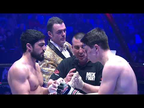 Mix Fight 40 - Artur Malkhasyan Vs Victor Azatyan