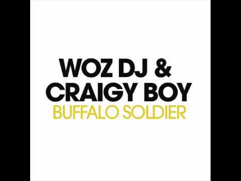 Bob Marley - Buffalo Soldier (Woz DJ & Craigy Boy Bassline Remix)
