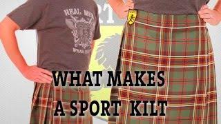 What Makes a Sport Kilt