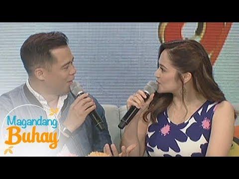 Magandang Buhay: Jessa and Dingdong's love story