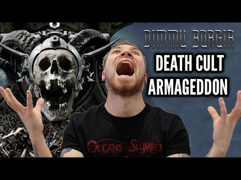 "DIMMU BORGIR's ""Death Cult Armageddon"" Turns 15 Years Old | Apocalyptic Anniversaries"
