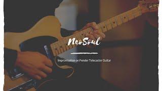 NeoSoul Solo on Fender Telecaster Guitar