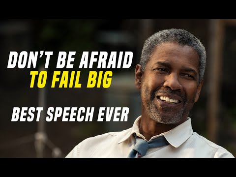 Denzel Washington - Aspire To Make A Difference - Best Motivational Speech Ever