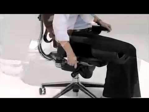 Eurotech Ergohuman Mesh Chair 181aquot229quot Seat Height