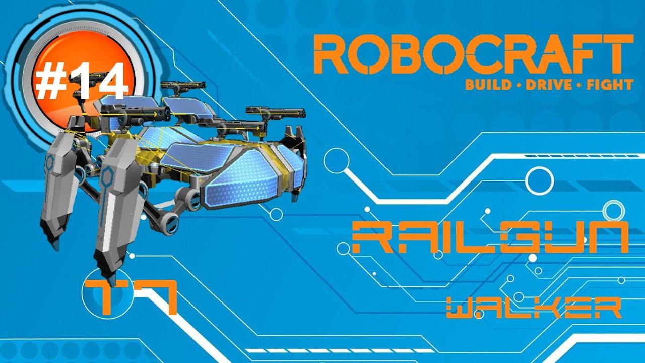 Steam Community :: Video :: Robocraft Tier 7 Walker