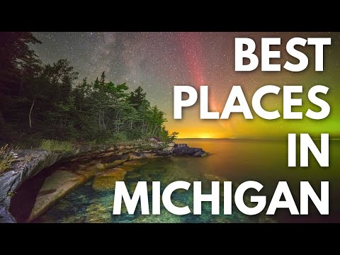 10 Best Travel Destinations in Michigan USA