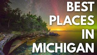 10 Best Travel Destinations in Michigan USA